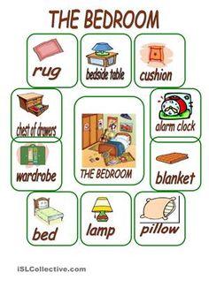 Furniture In The Kitchen English For Children Kitchen Furniture Design
