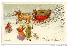1000 images about Buon Natale cartoline vintage on Pinterest  Natale Language and Piccolo