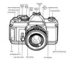 Old Camera Diagram Old Camera Display Wiring Diagram ~ Odicis