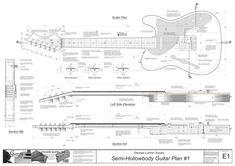 Guitar Wiring Diagram 2 Humbuckers/3-Way Toggle Switch/2