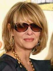 layered hairstyles women over 50
