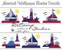 Sailor Baby Rooms on Pinterest | Nautical Nursery Bedding ...