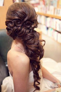 Half Updo Hair Pinterest My Hair Wedding! And Hollywood