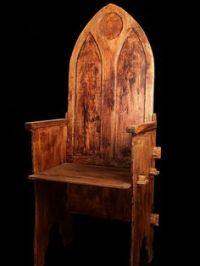 1000+ images about viking throne chair on Pinterest ...