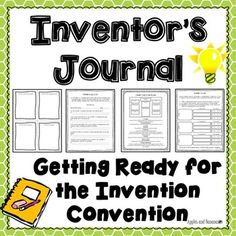 5th Grade Invention Convention ideas for an invention