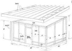 Porch Roof L-shape Construction-Resource photo PorchRoofL