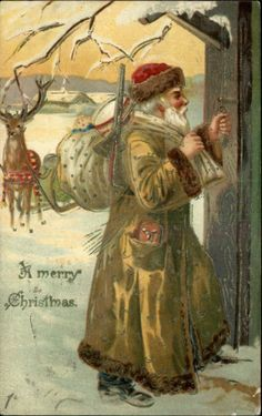 1000 Images About Vintage Santa Claus On Pinterest