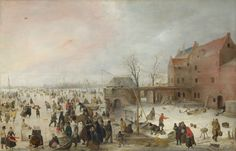 Hendrick Avercamp: '