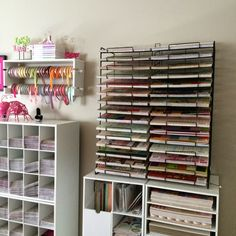 Kallax Shelf Unit White The Floor Storage And A Small