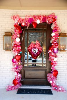Valentine's Day Home Decor Ideas 25 BEST Ideas Hanging