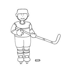 Hockey goalie, Hockey and Silhouette on Pinterest