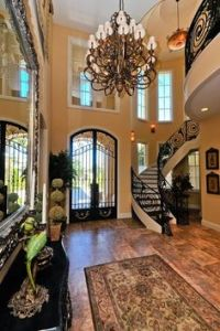 1000+ images about Home - Foyer, Stairs, Halls on ...