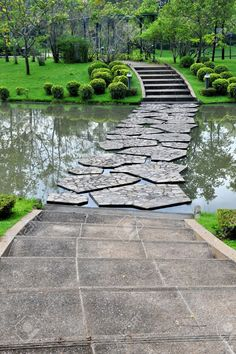 Japanese Garden Pavement Google