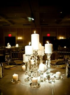 1000 Images About Candle Centerpiece On Pinterest