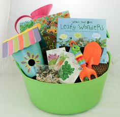 This Flower Pot Easter Basket Concept Is What Our Sons Are Getting