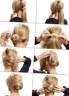 Zopf Frisuren Mit Pony Stylehaare Info 154 Zopf Frisuren