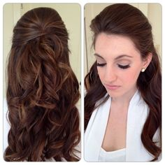 Open Hair Straight Hairstyle Get Pretty Pinterest Straight