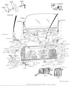 Ford Falcon XB Fairlane ZG Wiring Diagram Photo: This