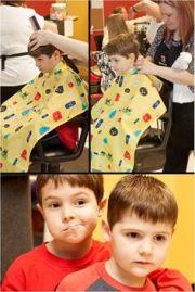 1000 boys' haircuts