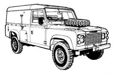 Land rover defender, Defender 110 and Land rovers on Pinterest