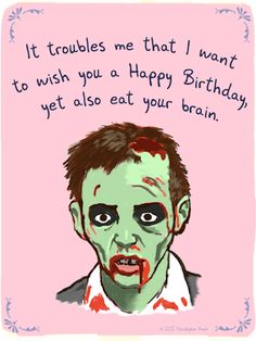 1000 Images About Zombie Cards On Pinterest Funny