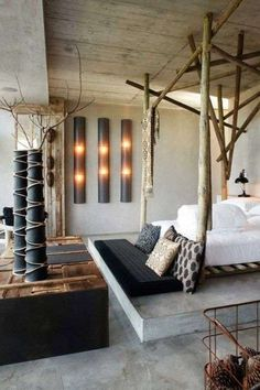 1000 Images About Modern Rustic Decor On Pinterest
