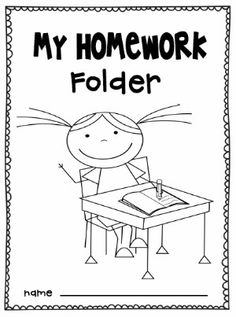 1000+ images about Kindergarten Homework on Pinterest