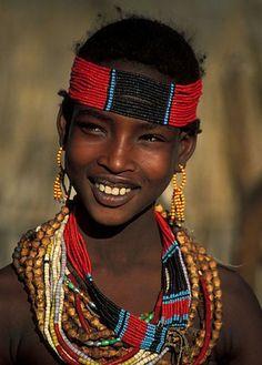 nude tribe women