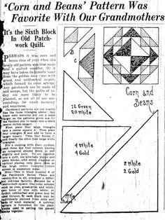 Free circle-kaleidoscope vintage quilting pattern to