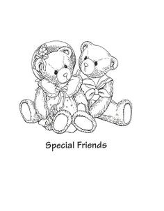 1000+ images about Coloring pages Bears on Pinterest