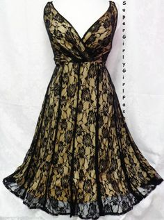 1000 ideas about Black Lace Dresses on Pinterest Black