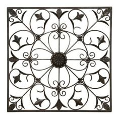 1000+ images about WROUGHT IRON PATTERN & ROSSETTES on