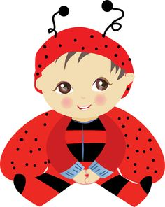 adorable lady bugs love