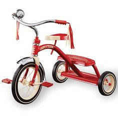 radio flyer red classic dual deck tricycle the ideal fun machine for boys and