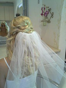 1000 images about half up half down hair on pinterest airbrush makeup hair and wedding hairs