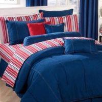 denim bedding sets for boys