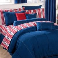 denim bedding sets for boys | JCPenney - John Deere Blue ...