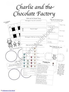 1000+ images about charlie and the chocolate factory book