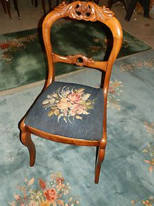 dining chair seat covers b and m back support 1000+ images about shaby chic on pinterest | side chairs, victorian queen anne