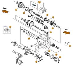 1000+ images about Jeep CJ5 Parts Diagrams on Pinterest