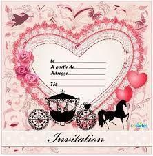 carte d invitation d anniversaire ado