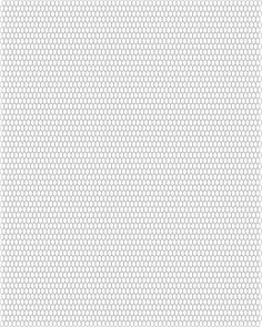 Free printable graph paper for Peyote stitch, loom work