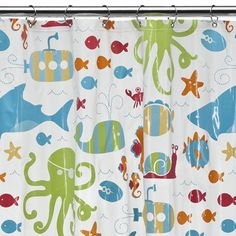Kids Shower Curtains Kids Shower Curtain Shower Curtains For