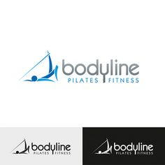 Logo for sale: Pilates and yoga natural wellness lotus