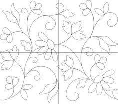Indian Motifs Textile Pattern, Sarika Agarwal Textile