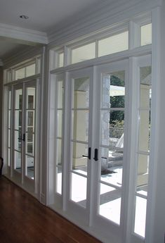 1000 images about French door ideas on Pinterest  French doors Roman shades and French door