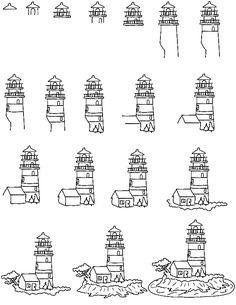 1000+ images about Lighthouse Fun for Kids! on Pinterest