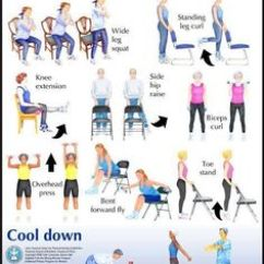 Chair Exercise For Seniors Handout Stickley Rocking Value Exercises Photos Of