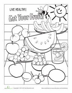 1000+ images about Preschool Unit: Nutrition on Pinterest