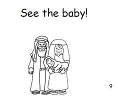 God's promise to Abraham & other Abraham visual aids